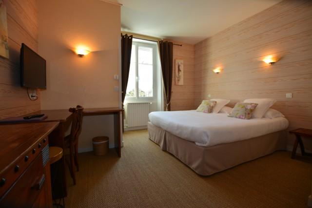 Hôtel la Closerie : chambre double confort