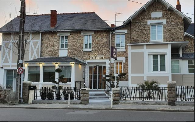 Hôtel La Closerie - Hôtel de charme