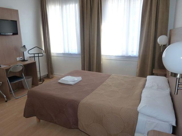 Hôtel La Luna à Saint Nazaire - Chambre double