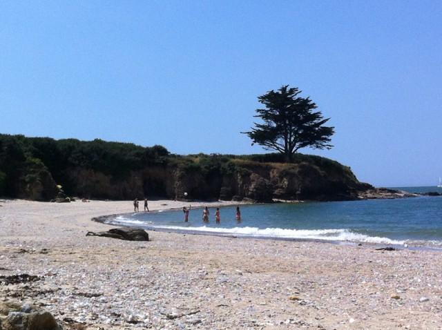Halguen beach