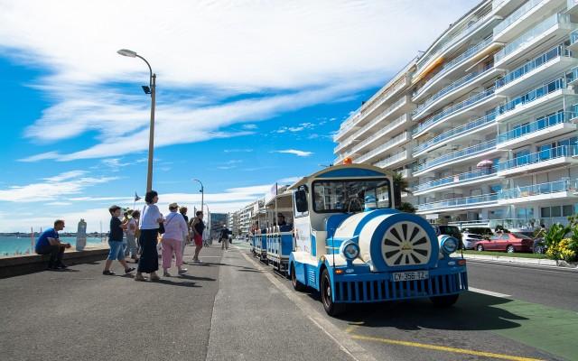 01La Baule - petit train front de mer
