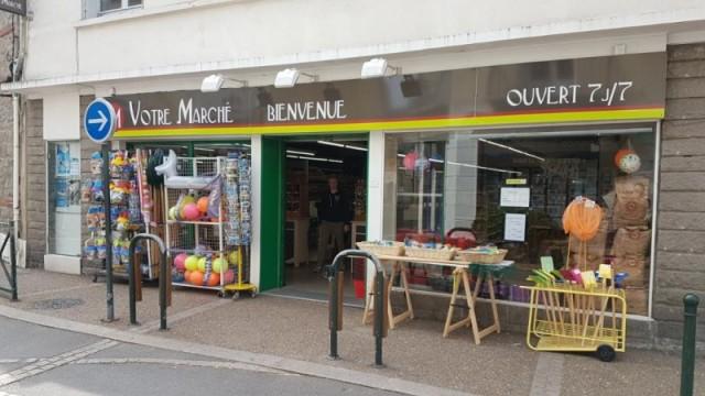 Supérette-Votre-Marché-Le Pouliguen-Office de Tourisme Intercommunal La Baule-Guérande
