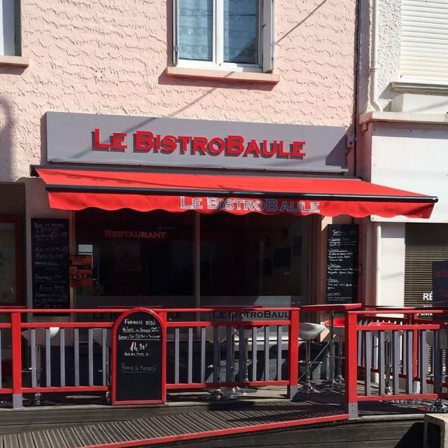 Le BistroBaule - façade - la Baule