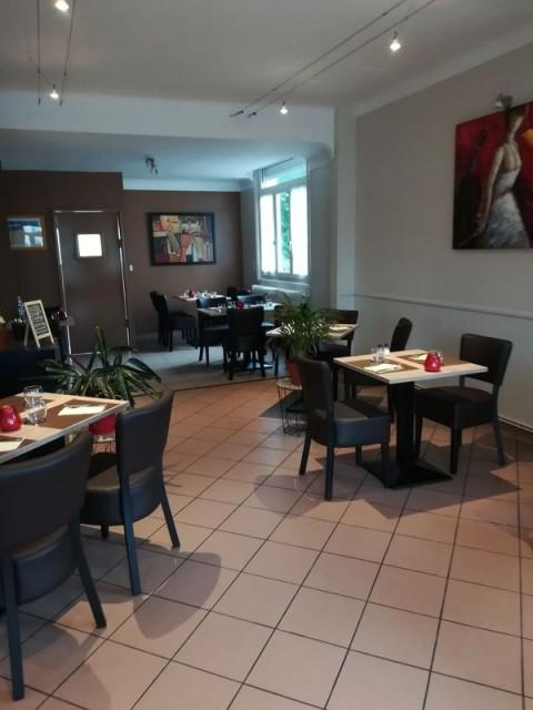 Le comptoir des saveurs restaurant à Ste Reine de Bretagne