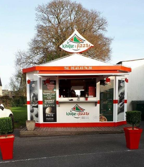Le Kiosque à pizza - Herbignac - Office de Tourisme La Baule Presqu'île de Guérande