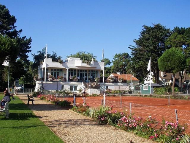 01 - La Baule Tennis Club - La Baule