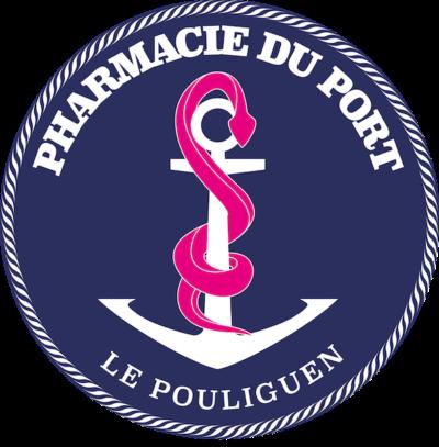 Logo de la pharmacie du Port au Pouliguen