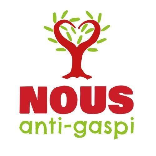 Logo Nous Anti-gaspi Le Pouliguen