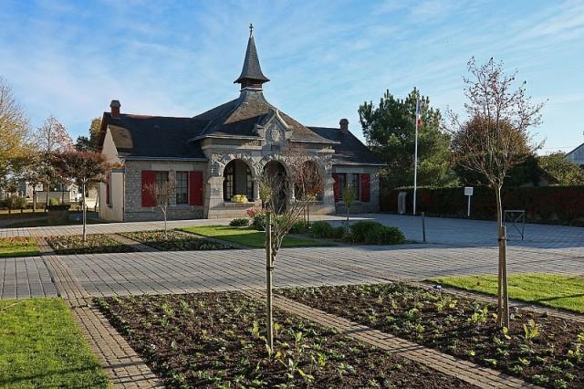 Mairie Annexe d'Escoublac - La Baule - Office de Tourisme intercommunal La Baule Guérande