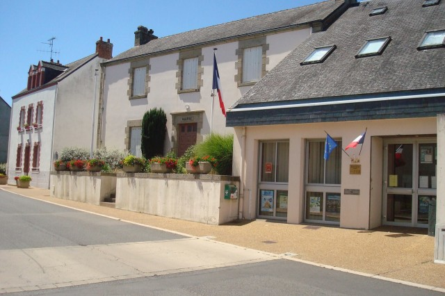 mairie de crossac