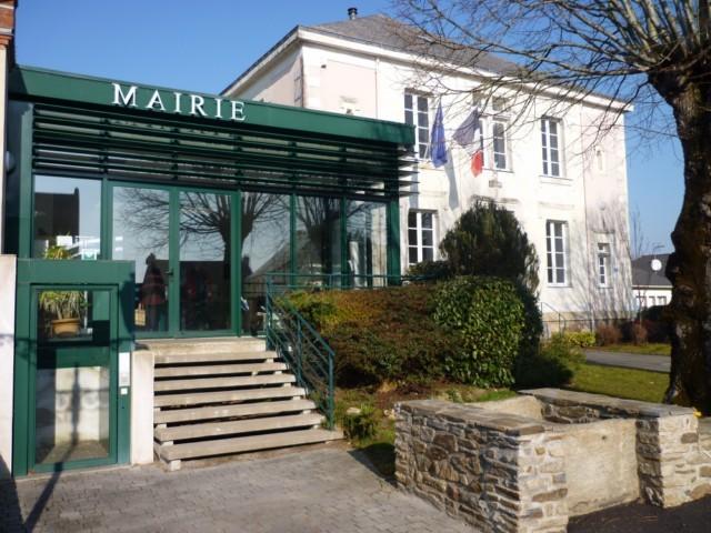 Mairie de Drefféac