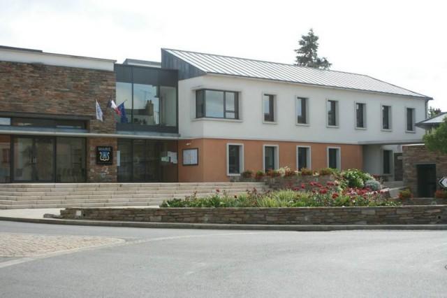 Mairie de Guenrouët