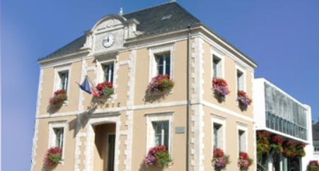 Mairie de St Gildas des Bois