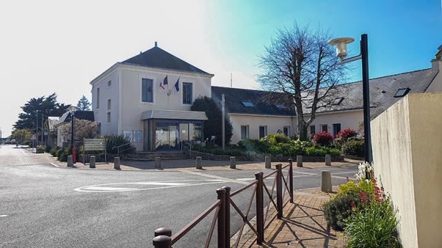 Mairie - Saint-Lyphard