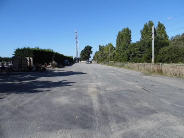 Car park - Nouveau Cimetière