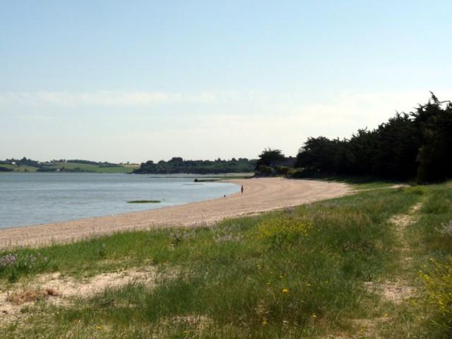 Strand von Branzais