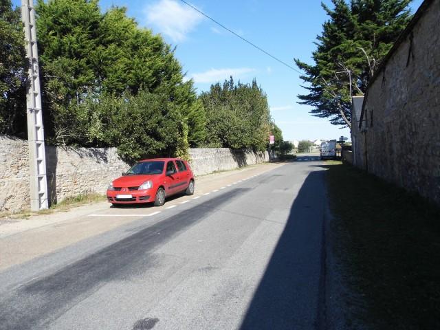 Car park - Ancienne école