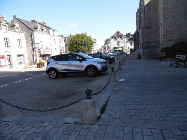 Car park - Place du Garnal