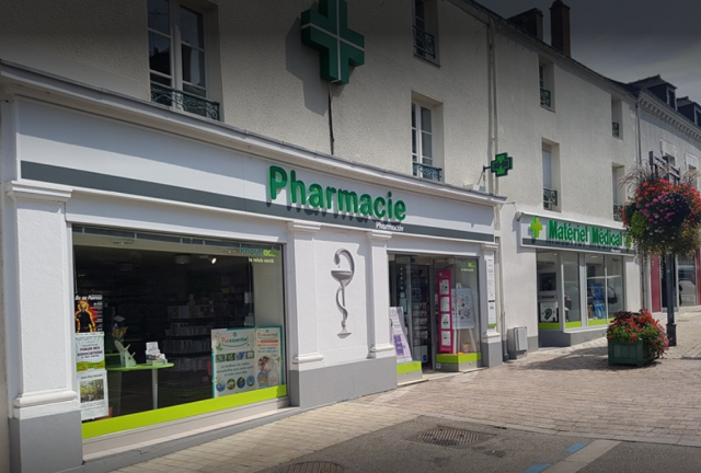 Pharmacie Bouard