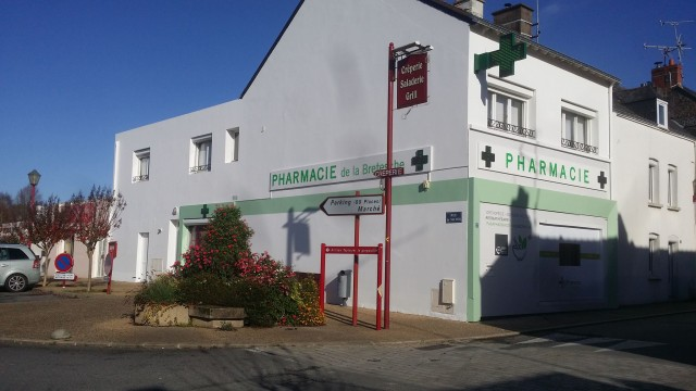 Pharmacie de la Bretesche