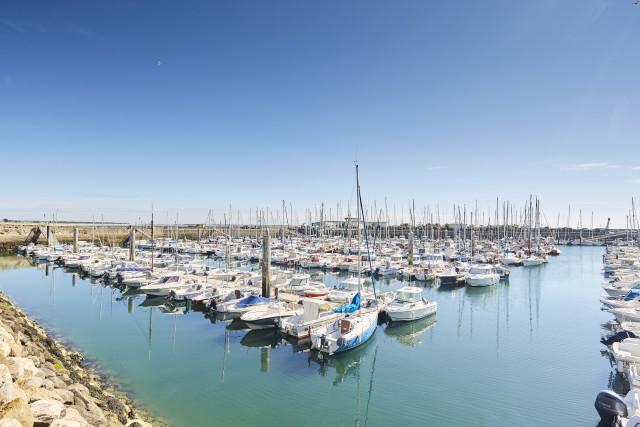 Port de plaisance de La Turballe