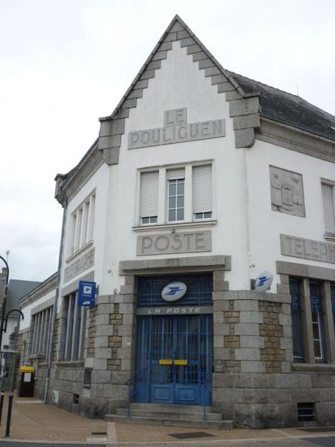 Bureau de poste du Pouliguen