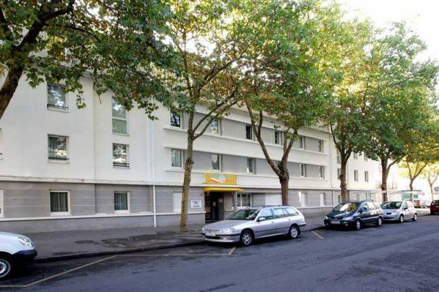 Résidence Appart City à Saint-Nazaire, vue extérieure de la résidence