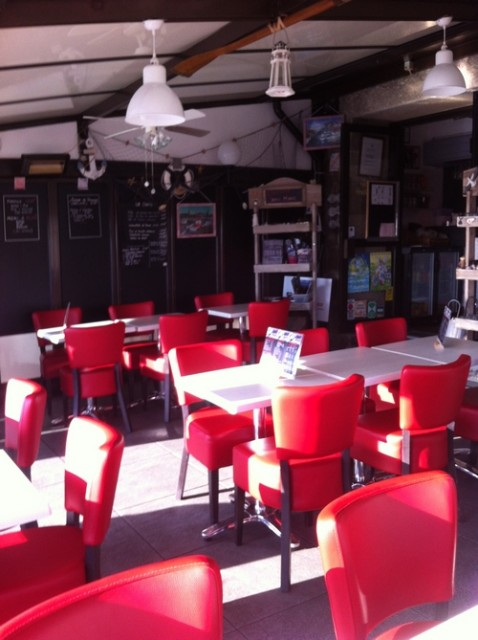 Restaurant Le Rouge Horizon, La Turballe