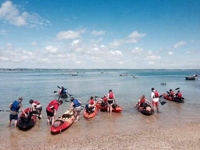01-Seaside Kayak au Croisic