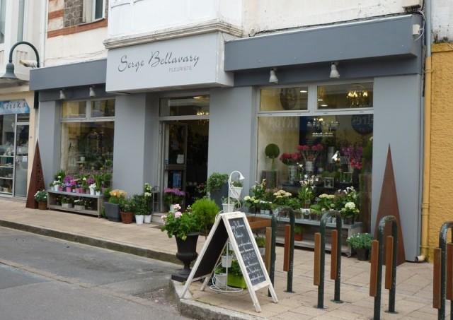 Fleuriste Serge Bellavary au Pouliguen