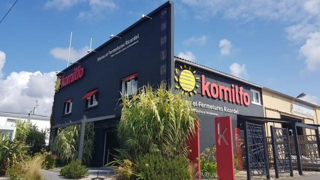 Stores Fermetures Ricordel - Komilfo au Pouliguen