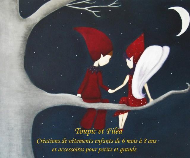 Toupic et Filéa - Mesquer-Quimiac