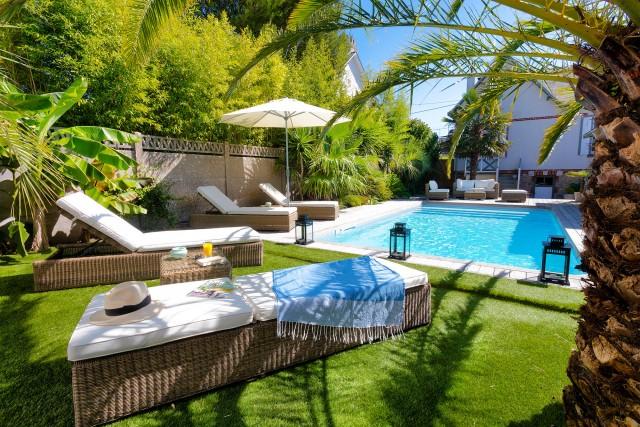 Villa La Ruche - Chambre d'hôtes -  piscine-jardin- La Baule