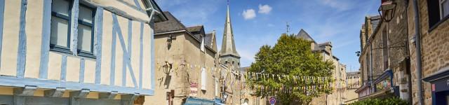 Visites guidées de Guérande©Alexandre Lamoureux