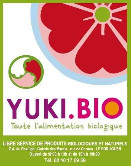 Alimentation Bio - Yuki Bio