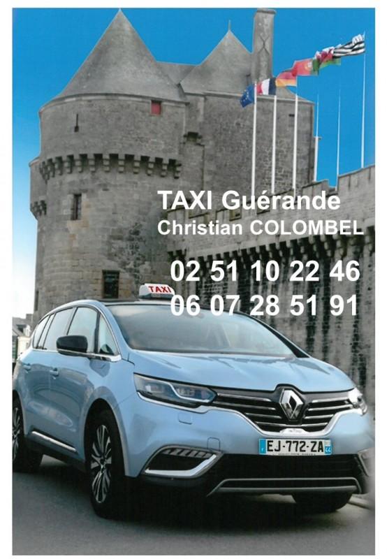 01-Allo Taxi Colombel Christian - Guérande