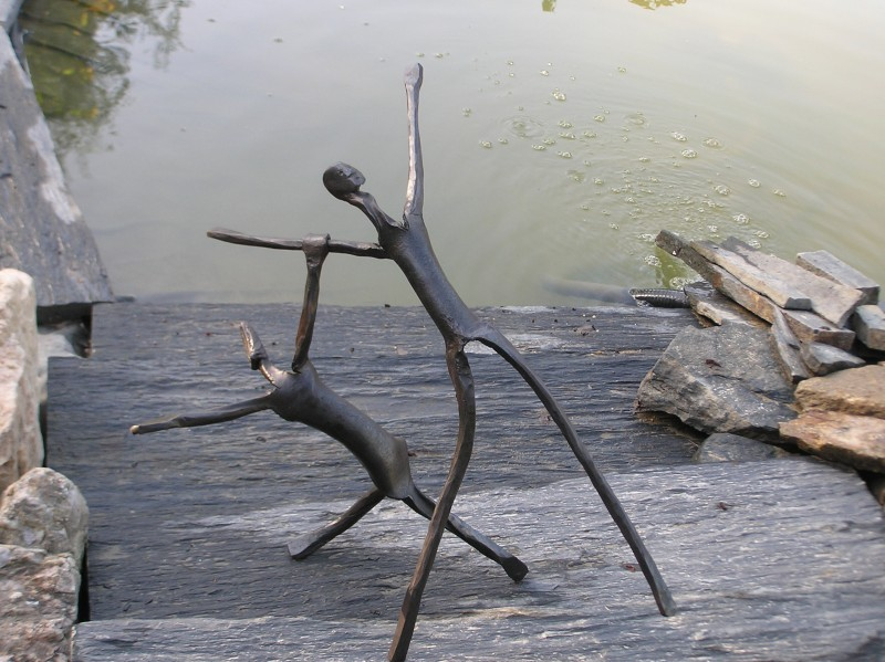 01-Auprès de ma forge - Sculptures & Peintures