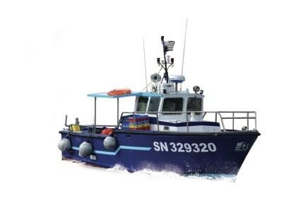01 - benjy-yomi sortie et initiation pêche en mer La Turballe