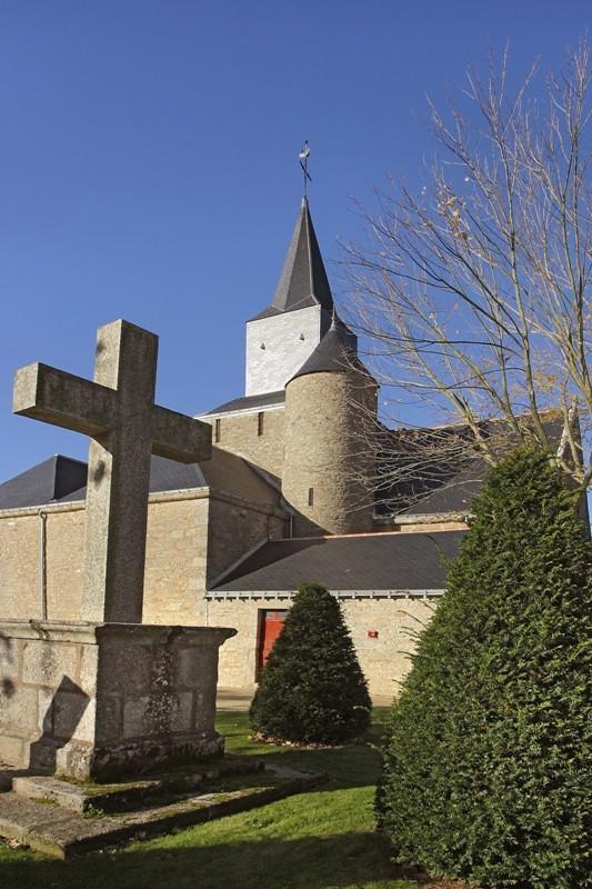 Saint-Pierre d'Escoublac - Eglise - La Baule