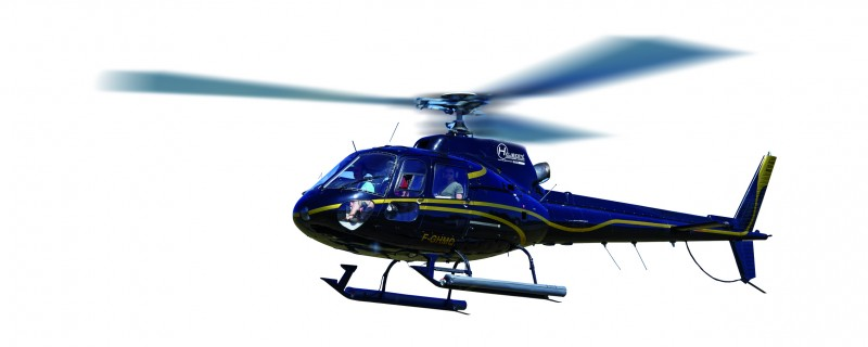 01 - Héliberté - Nouvel Hélicoptère - La Baule