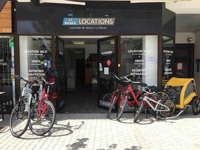 01 - La Baule locations de vélos