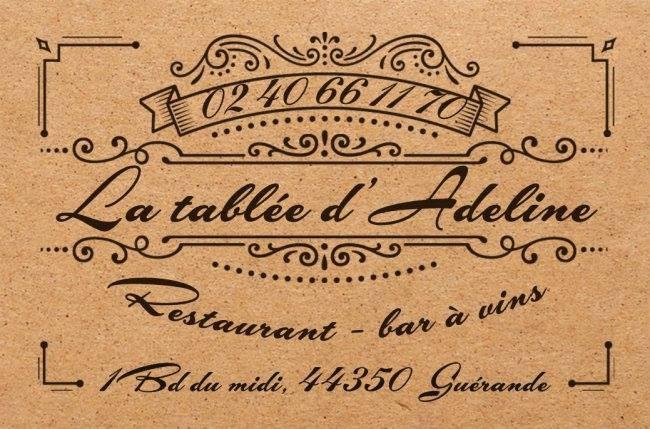 La Tablée d'Adeline - Restaurant Bar à vins Tapas - Guérande
