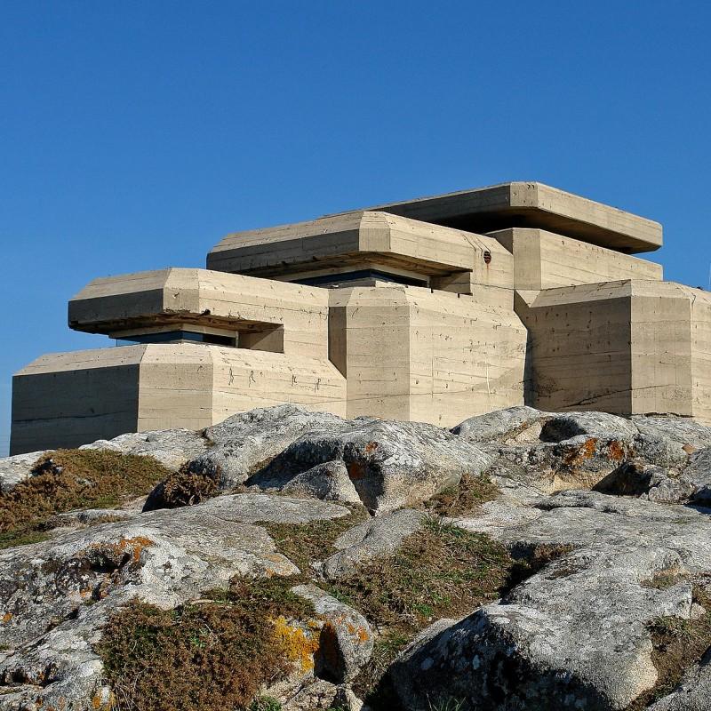 Das Bunkermuseum Grand Blockhaus