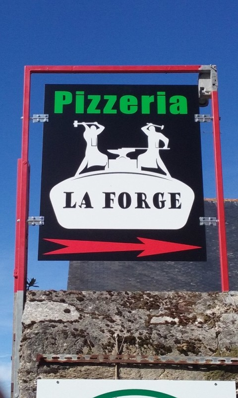 01-Pizzéria La Forge - Piriac sur Mer
