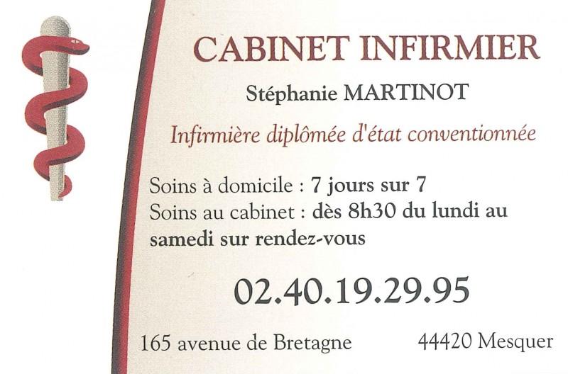Martinot - cabinet infirmier