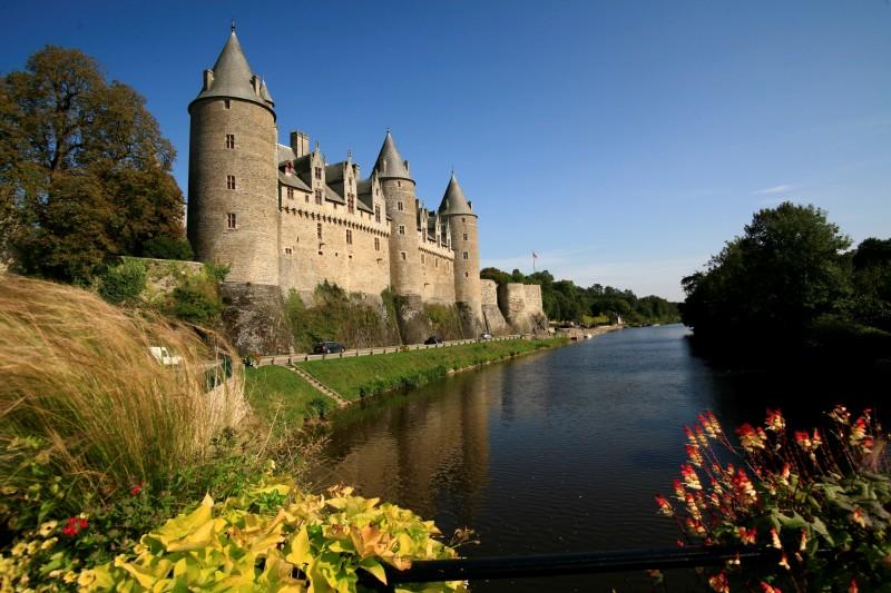 Château de Josselin - Morbihan Bretagne sud