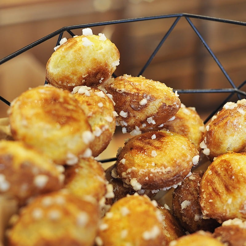 Yummy - Chouquettes