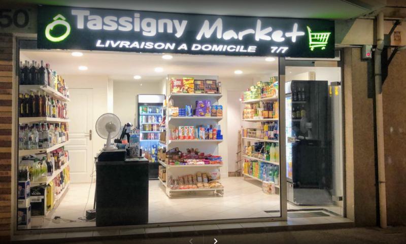 ô Tassigny Market