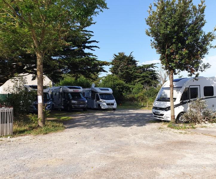 Aire de camping-cars La tranchée