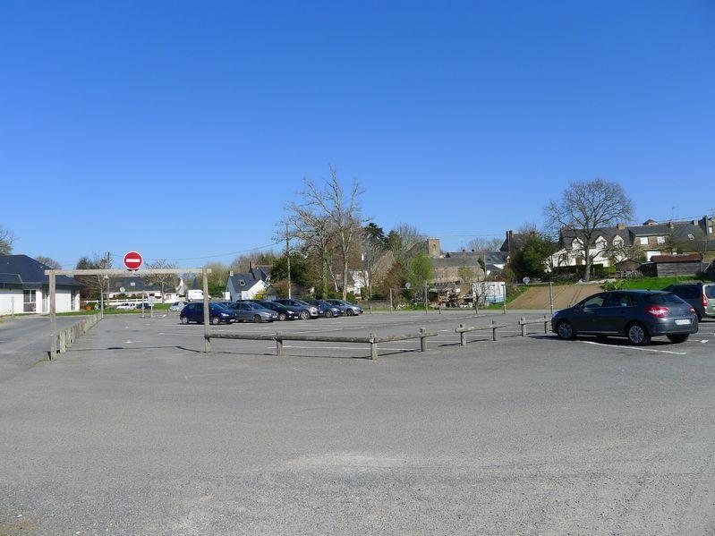 Aire pour camping cars d'Assérac en Brière